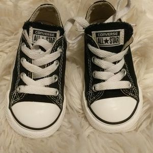 Gently used Converse Chucks